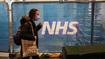 Ситуация в Лондоне в связи с выявлением нового штамма коронавируса