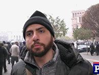 Американец, воевавший в армяно-азербайджанской войне