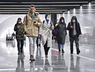 """Открытие перехода между станциями метро """"Динамо"""" и """"Петровский парк"""""""