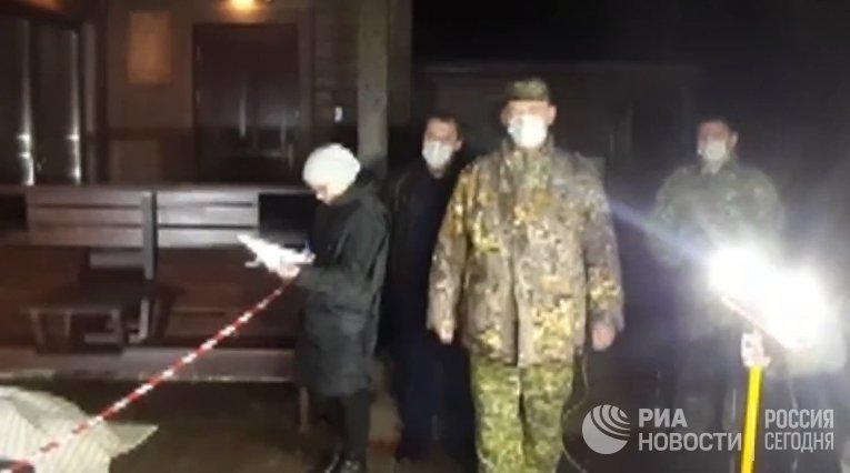 Возбуждено уголовное дело по факту убийства А. Петрова