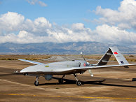Турецкий беспилотный летательный аппарат Байрактар ТБ