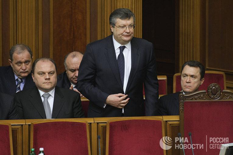 Новая коалиция создана в парламенте Украины