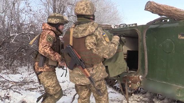 Телеграф (Украина): украинские защитники показали, как уничтожат танки России и боевиков на Донбассе
