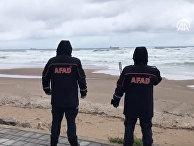 """У побережья Турции затонул украинский сухогруз """"Арвин"""""""