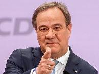 Немецкий политик Армин Лашет
