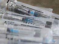 Массовая вакцинация от COVID-19 в России