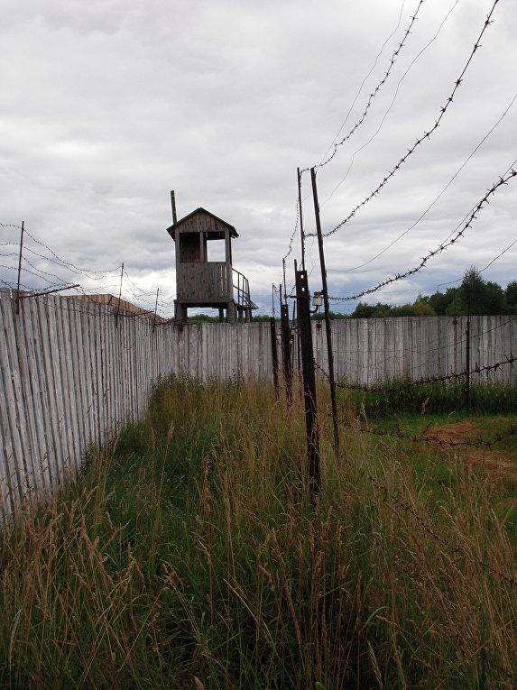 Мемориальный музей истории политических репрессий «Пермь-36»