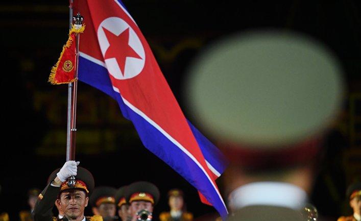 Военный оркестр Народной армии КНДР