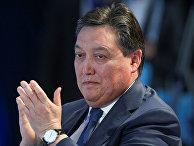 Премьер-министр Казахстана Аскар Узакпаевич Мамин