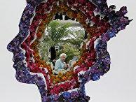 Королева Великобритании Елизавета II на выставке цветов в Лондоне