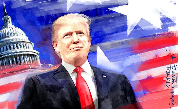 Инаугурация Трампа: США начинают полет в неизведанное