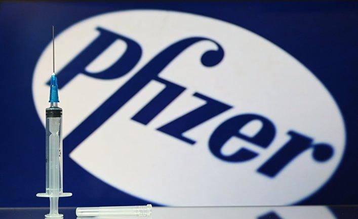 Вакцина от коронавируса американской компании Pfizer и ее германского партнера BioNТech