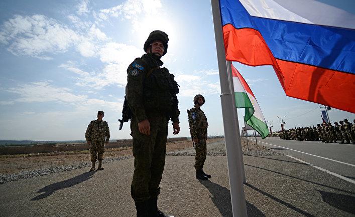 Учения Коллективных миротворческих сил ОДКБ в Армении
