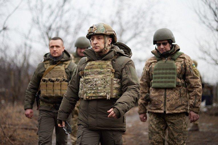 Рабочая поездка Президента Украины в Донецкую область