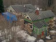 Усадьба Киискиля (Kiiskilä)