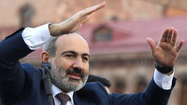 EUObserver (Бельгия): переворот в Армении свидетельствует о затухании звезды Евросоюза на Южном Кавказе