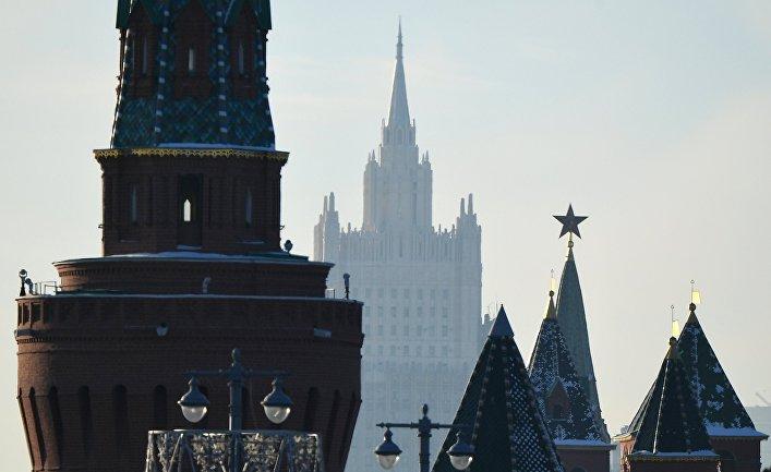 Handelsblatt (Германия): почему путинский курс на самоизоляцию вредит России
