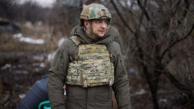 Зеленский: на Донбассе идет жестокая война, Россия дестабилизирует Украину и всю Европу (La Repubblica, Италия)