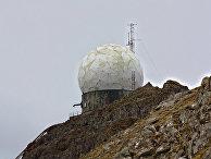 Метеорологическая станция на Фарерских островах