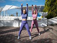 Онлайн-фитнес в Сочи