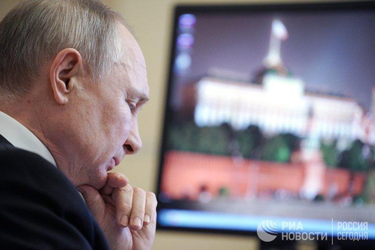 Президент РФ В. Путин провел совещание о мерах по повышению инвестиционной активности