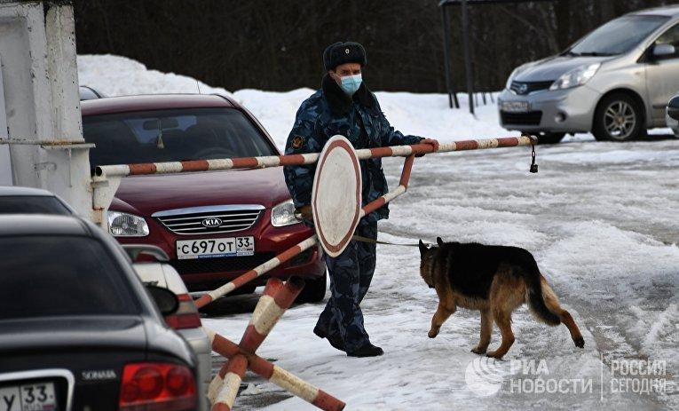 """СИЗО №3 """"Кольчугино"""" во Владимирской области"""