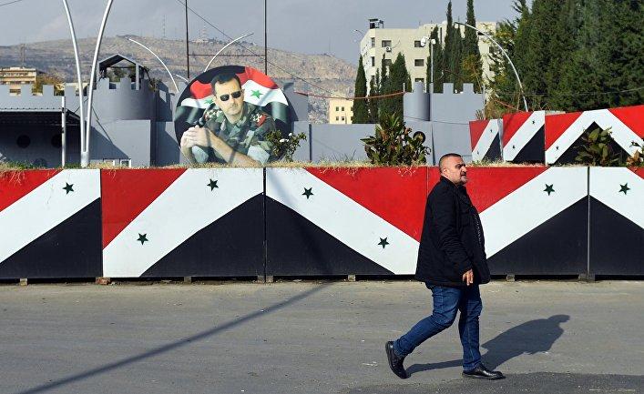 Повседневная жизнь в Дамаске