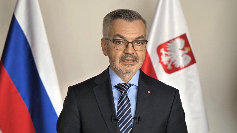 Инаугурационное выступление Посла Республики Польша в Российской Федерации Кшиштофа Краевского