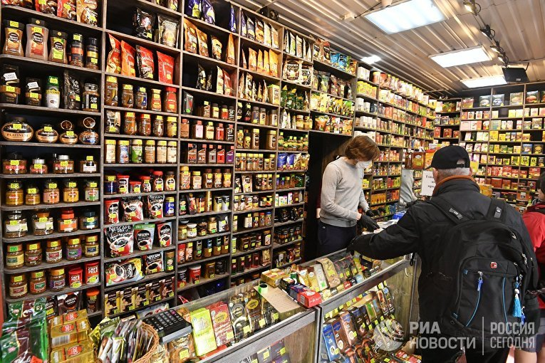 Работа Преображенского рынка в Москве