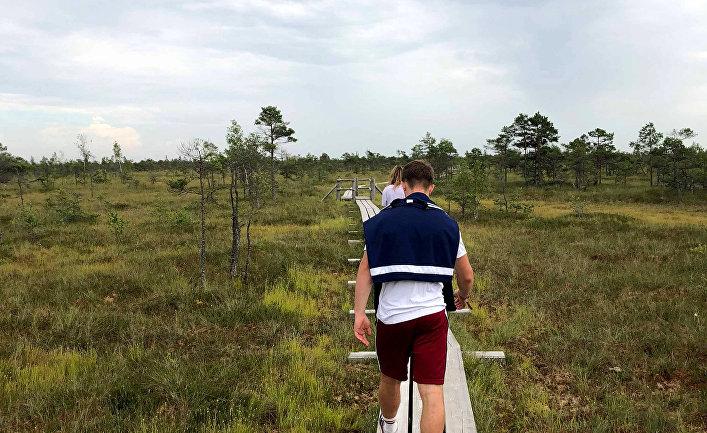 Национальный парк Кемери, Латвия