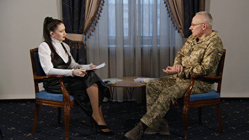 Главнокомандующий ВСУ Хомчак