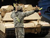 Американские войска прибывают в Антверпен, Бельгия