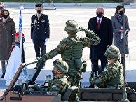 Рабочий визит премьер-министра РФ М. Мишустина в Грецию. День второй