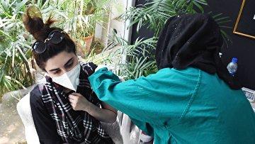 Вакцинация Спутником V в Пакистане