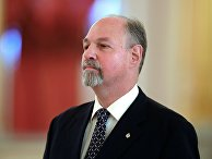 Бывший посол Аргентины в России Рикардо Эрнесто Лагорио