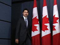 Премьер-министр Канады Джастин Трюдо