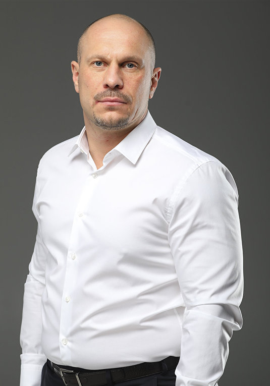 Украинский политик Илья Кива