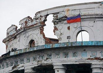 Город Ясиноватая в Донецкой области