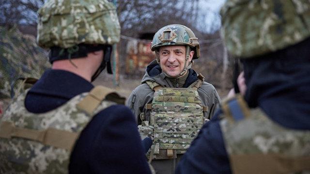 Главред (Украина): почему встреча Зеленского и Байдена грозит превратиться в страшный сон для Украины