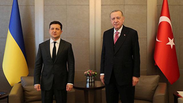 Встреча Зеленского и Эрдогана: будет ли Турция защищать Украину (Главред, Турция)