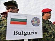 """Открытие военных учений """"Рэпид трайдент-2018"""" на Украине"""