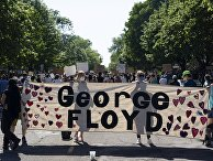 Протесты в США в связи со смертью при задержании полицией афроамериканца Джорджа Флойда в Миннеаполисе