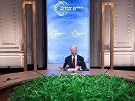 Президент США Джо Байден на Всемирном саммите по климату