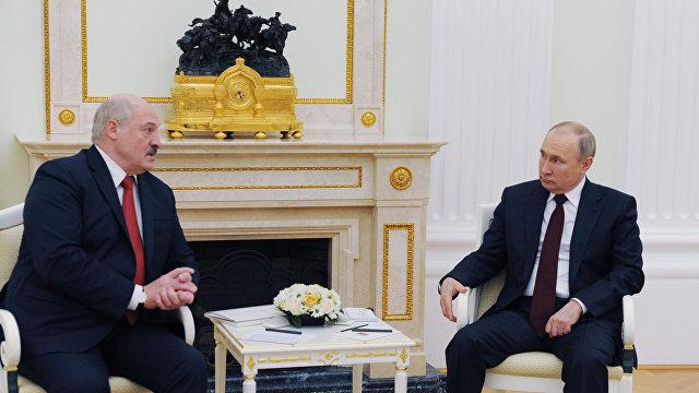 Белоруссия: Худший кошмар Александра Лукашенко  это разговор с Россией один на один (France Info, Франция)