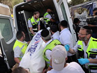 Трагедия на горе Мерон на севере Израиля