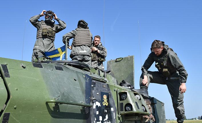 Barometern (Швеция): «Что будет, если Россия нападет на Швецию»