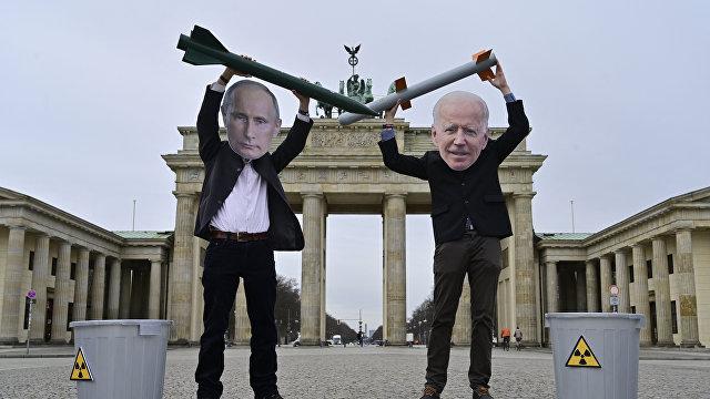 Politico (США): место, место, место выбор места для встречи Байдена и Путина  непростая задача