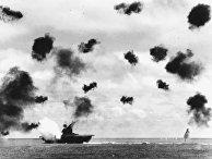 Битва за Мидуэй, 1942