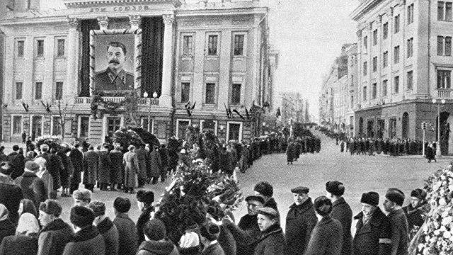National Review (США): Сталин умирает вновь