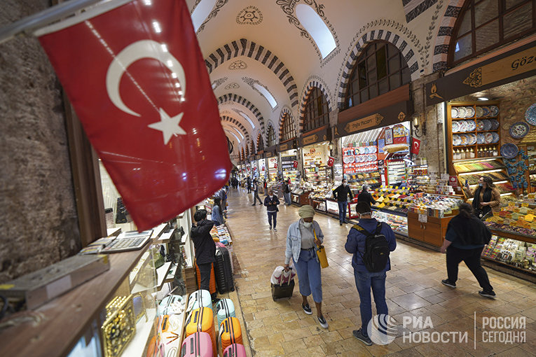 Ситуация в связи с коронавирусом в Турции